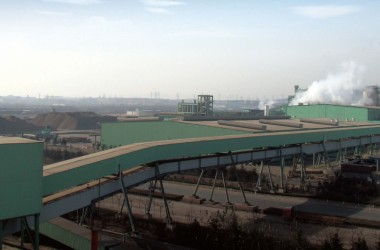 Shandong Asia-Pacific Paper Industry Co., Ltd. Belt conveyor system